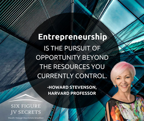 Edna Keep - Opportunity beyond the resources you control
