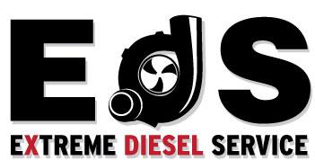 Extreme Diesel Services Logo