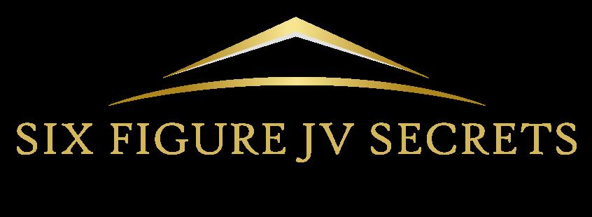 6 Figure JV Secrets Logo