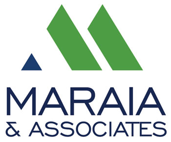 Maraia and Associates Logo Design