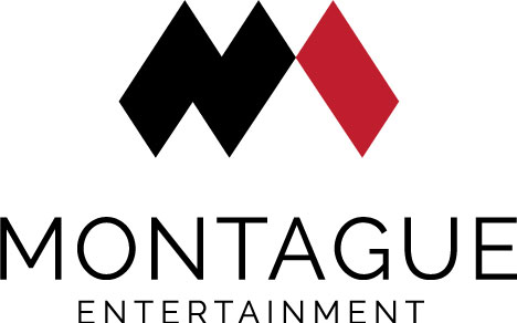 Montague Entertainment Logo Design