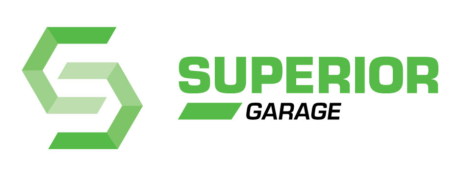 Superior Garage Logo Design