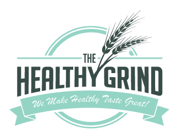 The Healthy Grind Logo Design