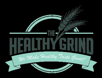 The Healthy Grind Logo Design
