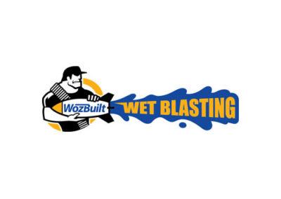 WozBuilt – WetBlasting