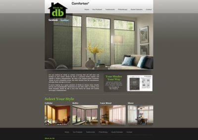 Blinds by DB