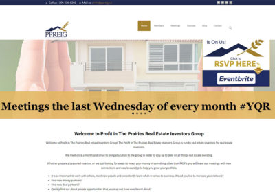 Profit in The Prairies Real Estate Investors Group