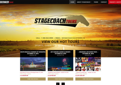 Stage Coach Tours