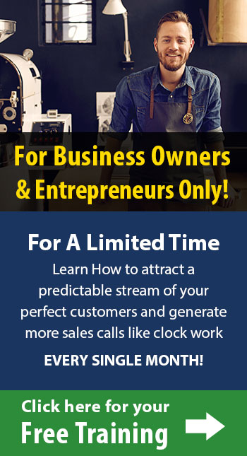 FREE training, how to attract more of your perfect customers like clockwork