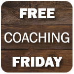 Free Coaching Friday