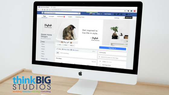 small business, business, entrepreneur, facebook, social media, facebook live, marketing, advertising